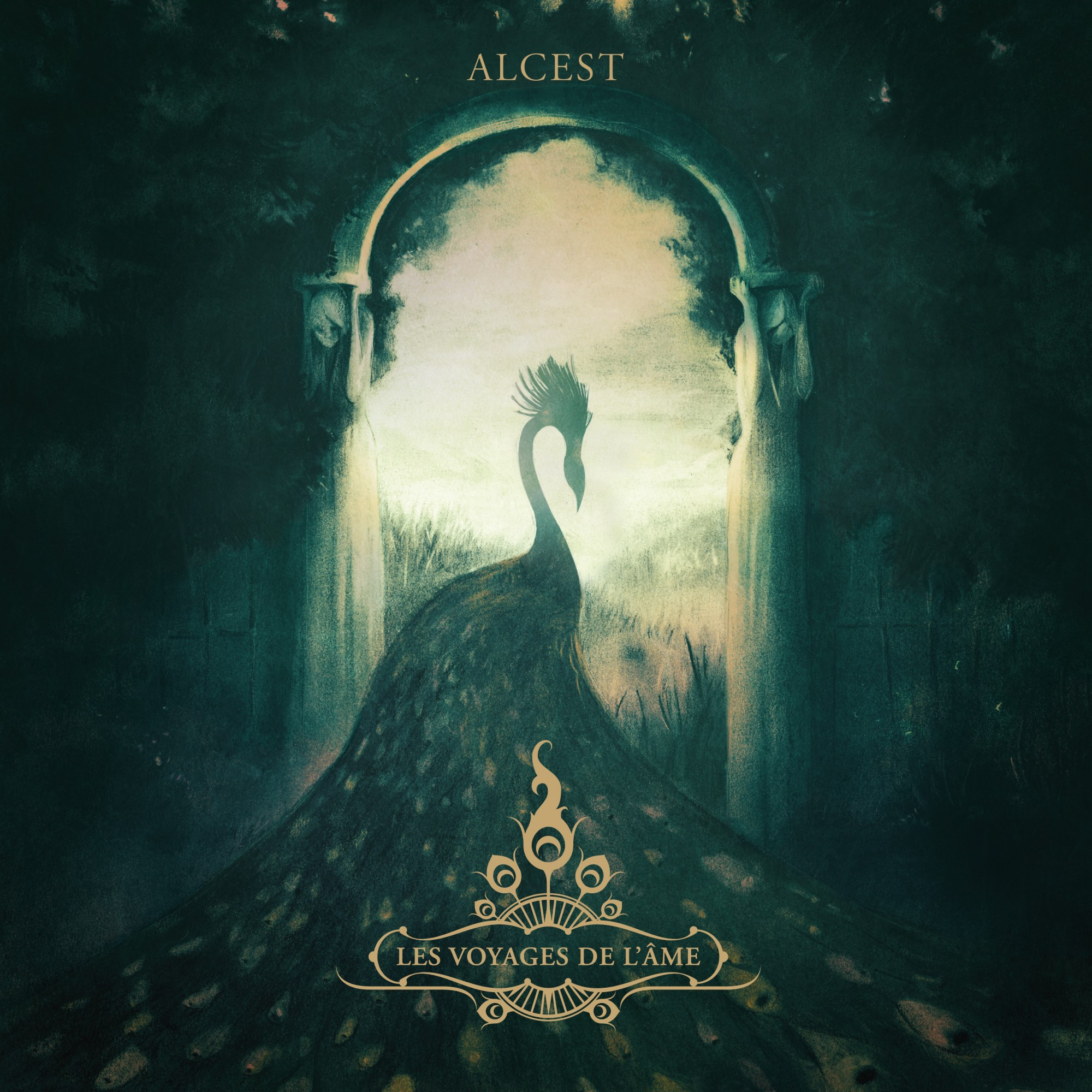 Review for Alcest - Les Voyages de l'Âme
