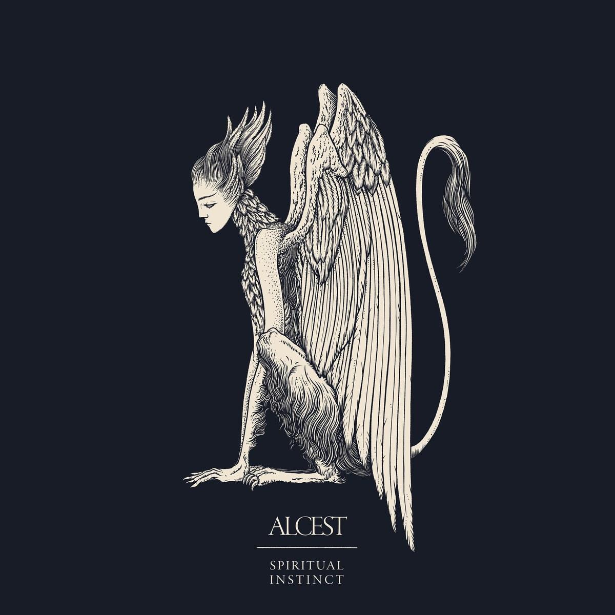 Reviews for Alcest - Spiritual Instinct