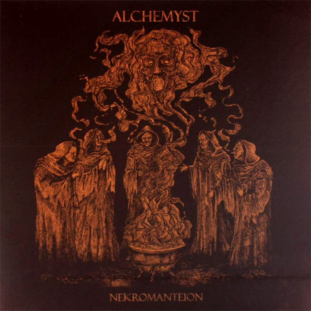 Review for Alchemyst - Nekromanteion