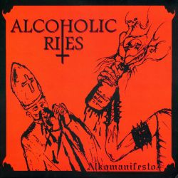 Review for Alcoholic Rites - Alkomanifesto