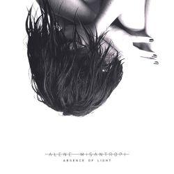 Alene Misantropi - Absence of Light