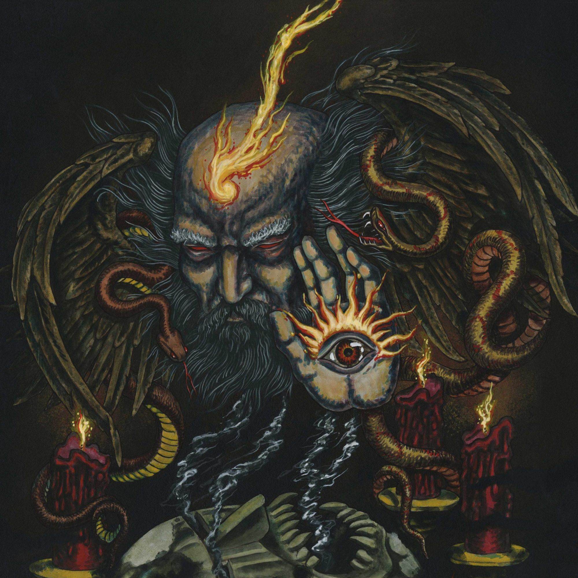 Review for Aleynmord - The Blinding Light