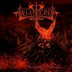 Review for Alfa Eridano Akhernar - Aztec War Metal