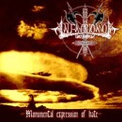 Review for Alfa Eridano Akhernar - Monumental Expression of Hate