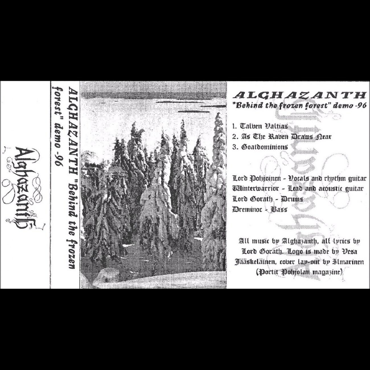 Alghazanth - Behind the Frozen Forest