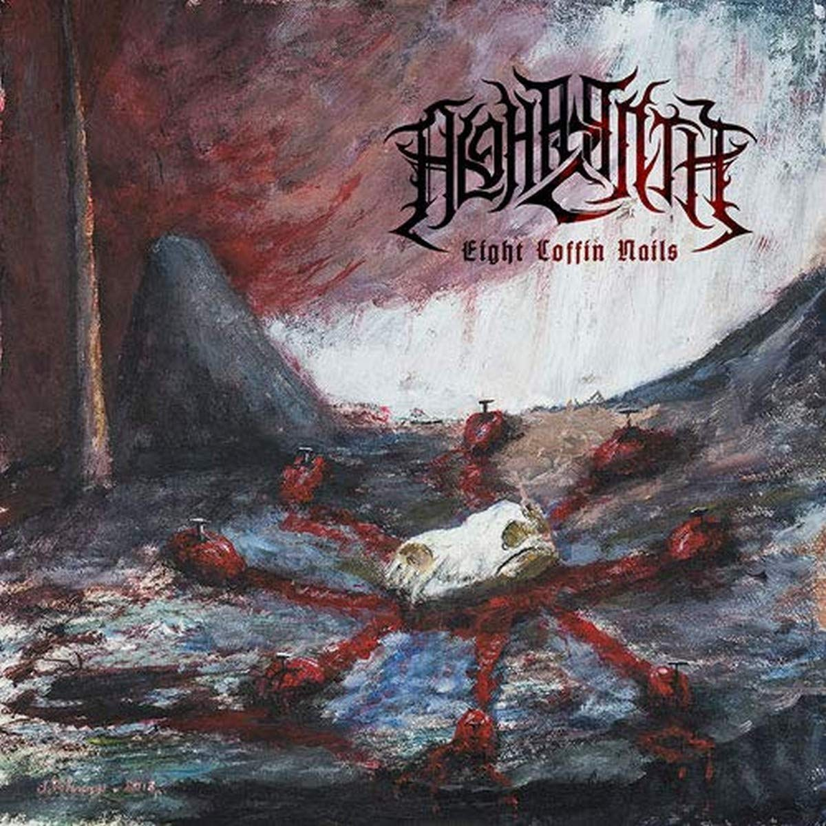 Review for Alghazanth - Eight Coffin Nails