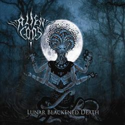 Review for Alien Gods - Lunar Blackened Death