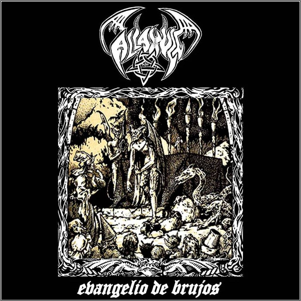 Review for Allaxull - Evangelio de Brujos