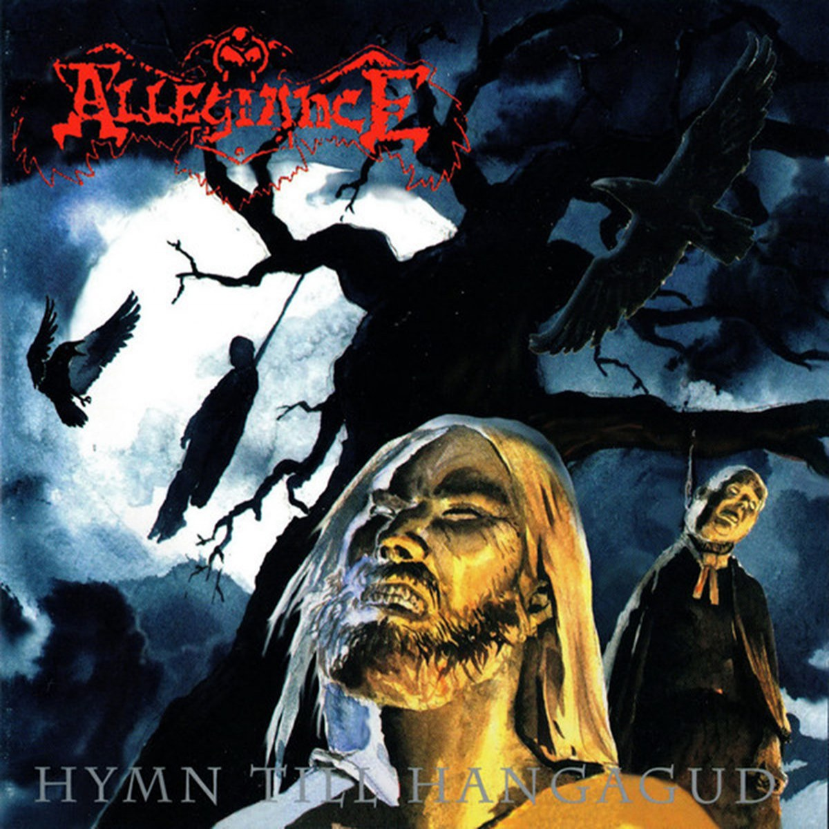 Review for Allegiance (SWE) - Hymn Till Hangagud