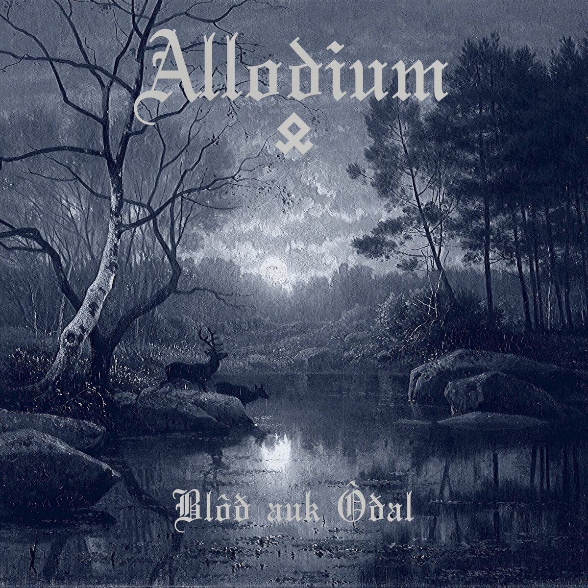 Review for Allodium - Blôð auk Ôðal