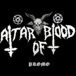 Review for Altar of Blood - Promo