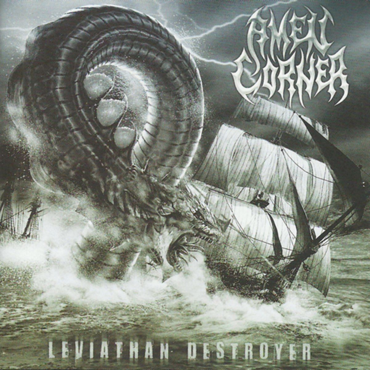 Review for Amen Corner - Leviathan Destroyer