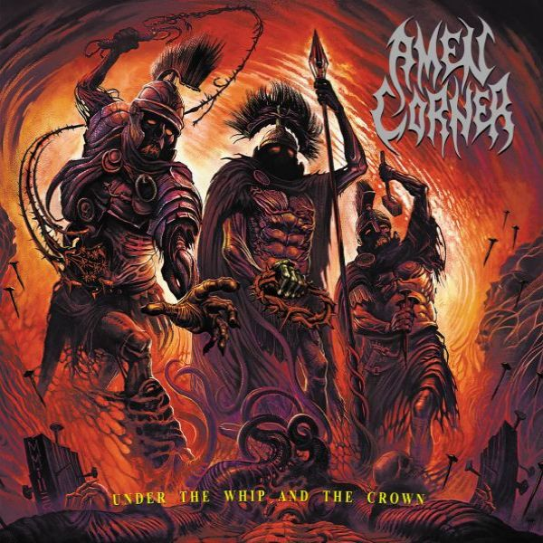 Review for Amen Corner - Under the Whip and the Crown
