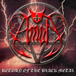 Review for Amon (CZE) - Return of the Black Metal