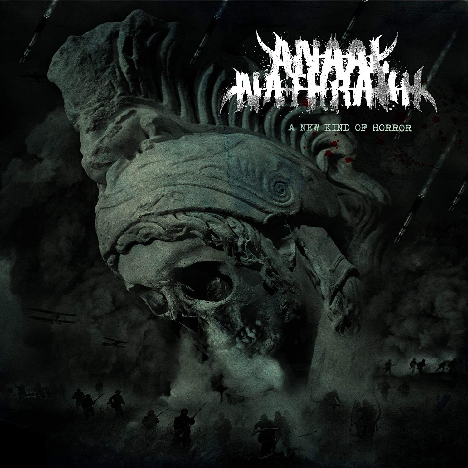 Review for Anaal Nathrakh - A New Kind of Horror