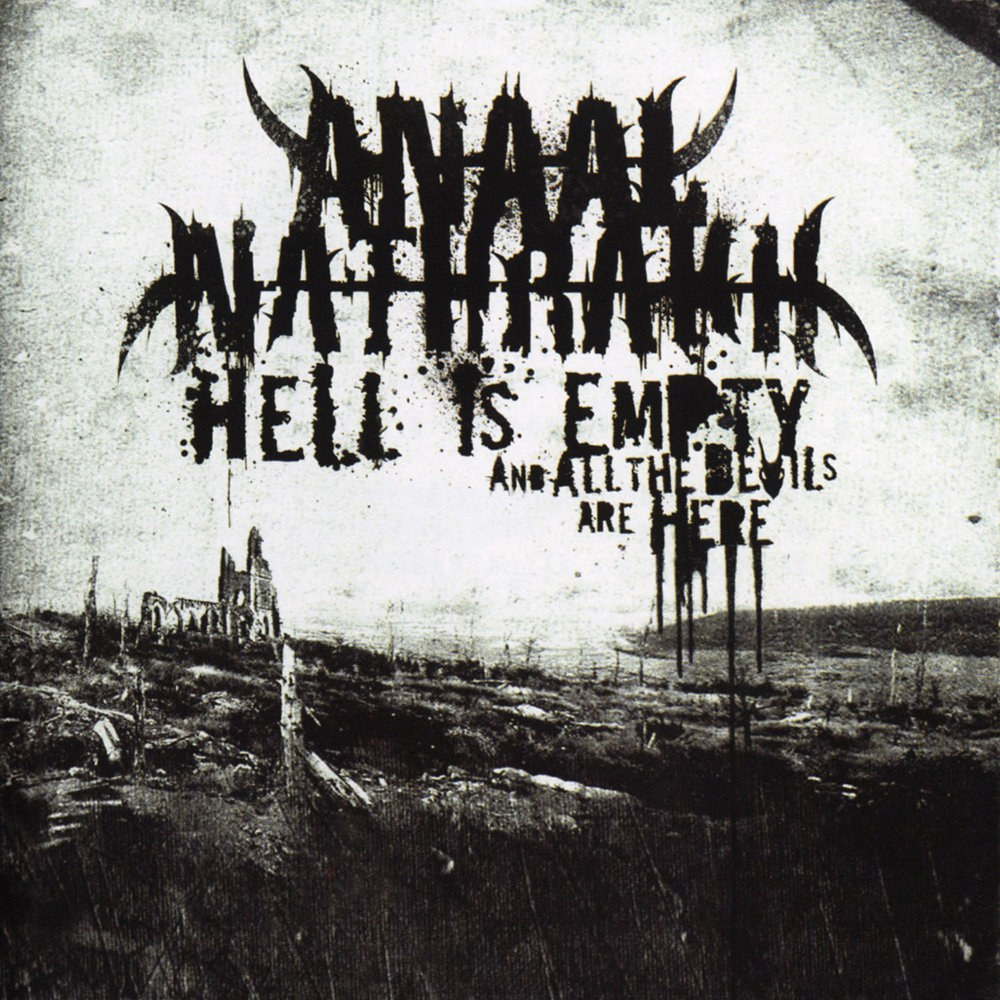Review for Anaal Nathrakh - Hell Is Empty, and All the Devils Are Here