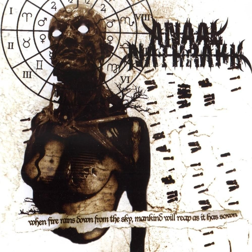 Review for Anaal Nathrakh - When Fire Rains Down from the Sky, Mankind Will Reap as It Has Sown