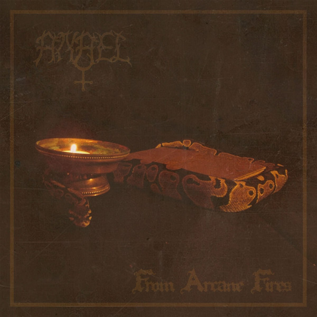 Review for Anael - From Arcane Fires