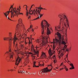 Reviews for Anal Vomit - Nocturnal Curse Live