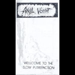 Review for Anal Vomit - Welcome to the Slow Putrefaction