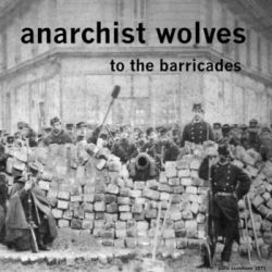 Review for Anarchist Wolves - To the Barricades