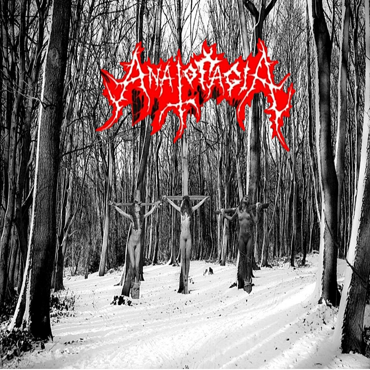 Anatofagia - Crudo