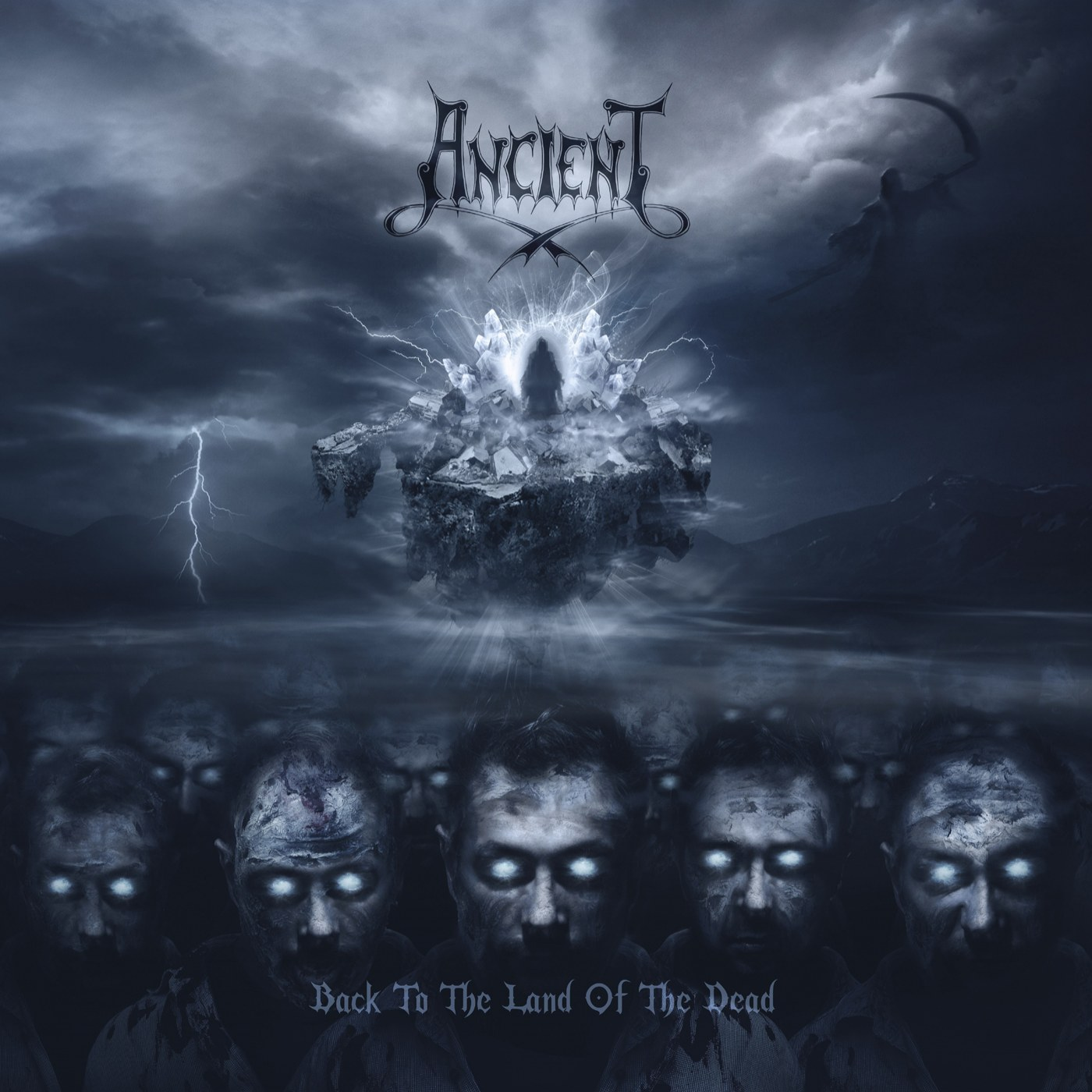 Reviews for Ancient (NOR) - Back to the Land of the Dead