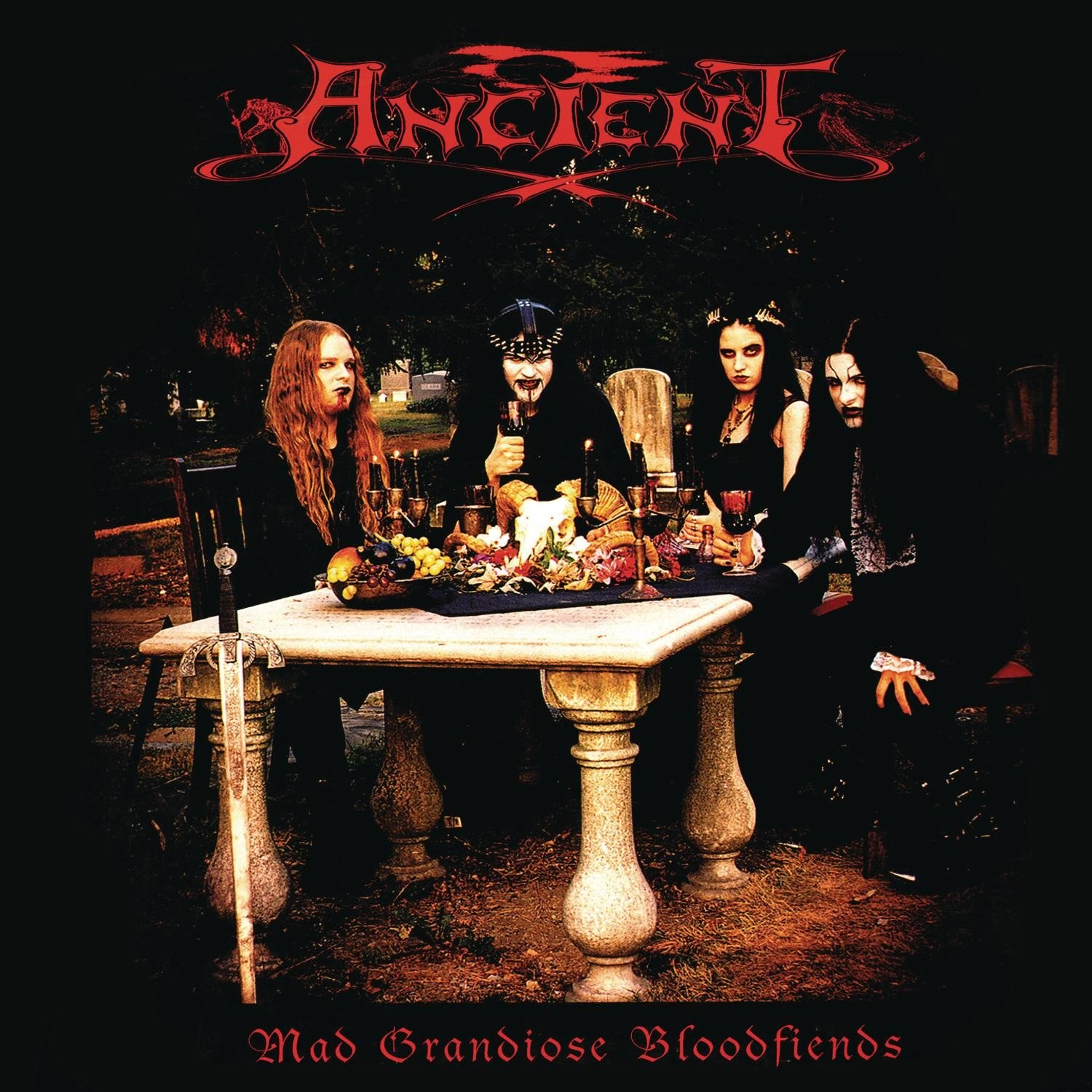 Review for Ancient (NOR) - Mad Grandiose Bloodfiends