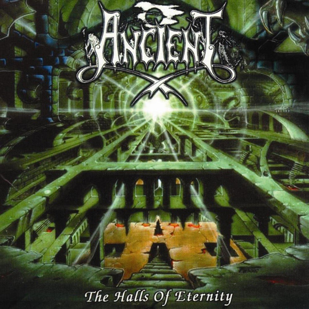 Review for Ancient (NOR) - The Halls of Eternity
