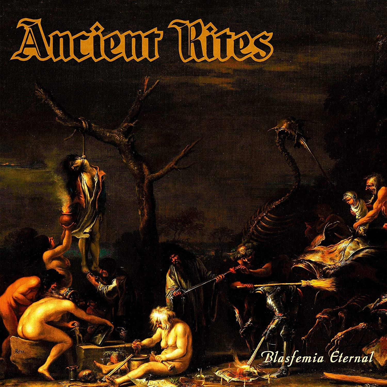Reviews for Ancient Rites - Blasfemia Eternal