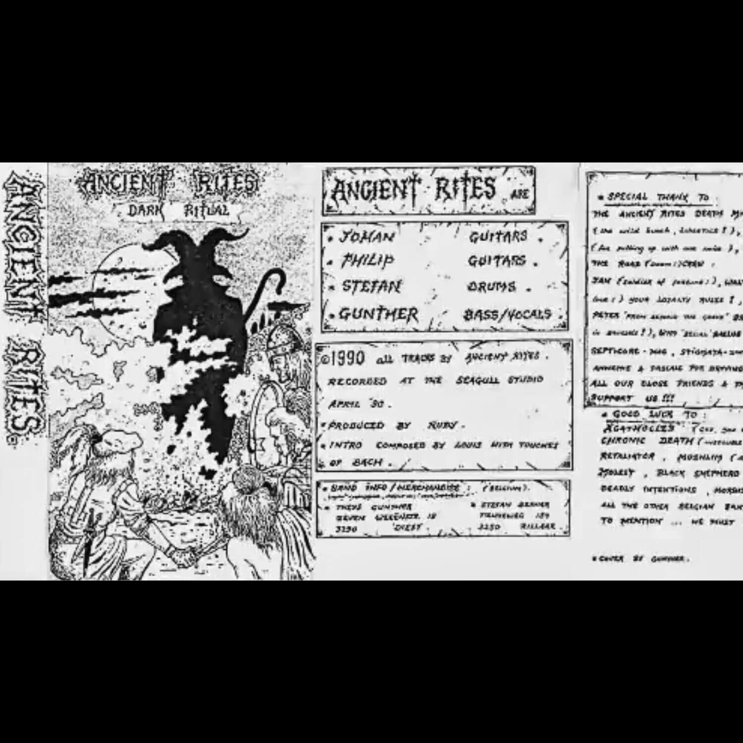 Review for Ancient Rites - Dark Ritual