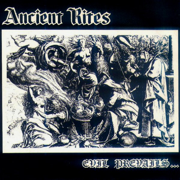Review for Ancient Rites - Evil Prevails