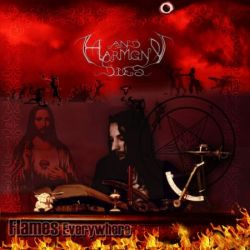 Review for And Harmony Dies - Flames Everywhere