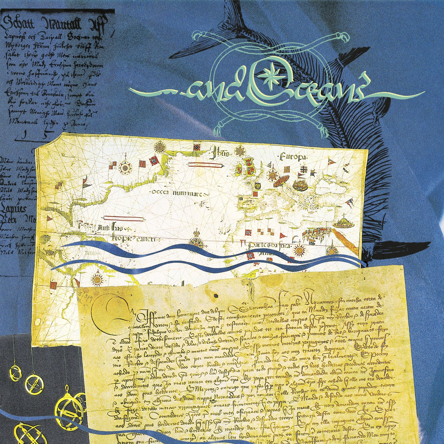 Reviews for ...and Oceans - The Dynamic Gallery of Thoughts