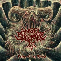 Angel Splitter - Psalms of the Wicked