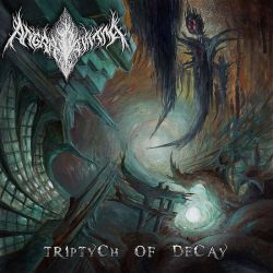 Review for Angra Demana - Triptych of Decay