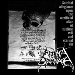 Review for Anima Damnata - Suicidal Allegiance upon the Sacrificial Altar of Sublime Evil and Eternal Sin