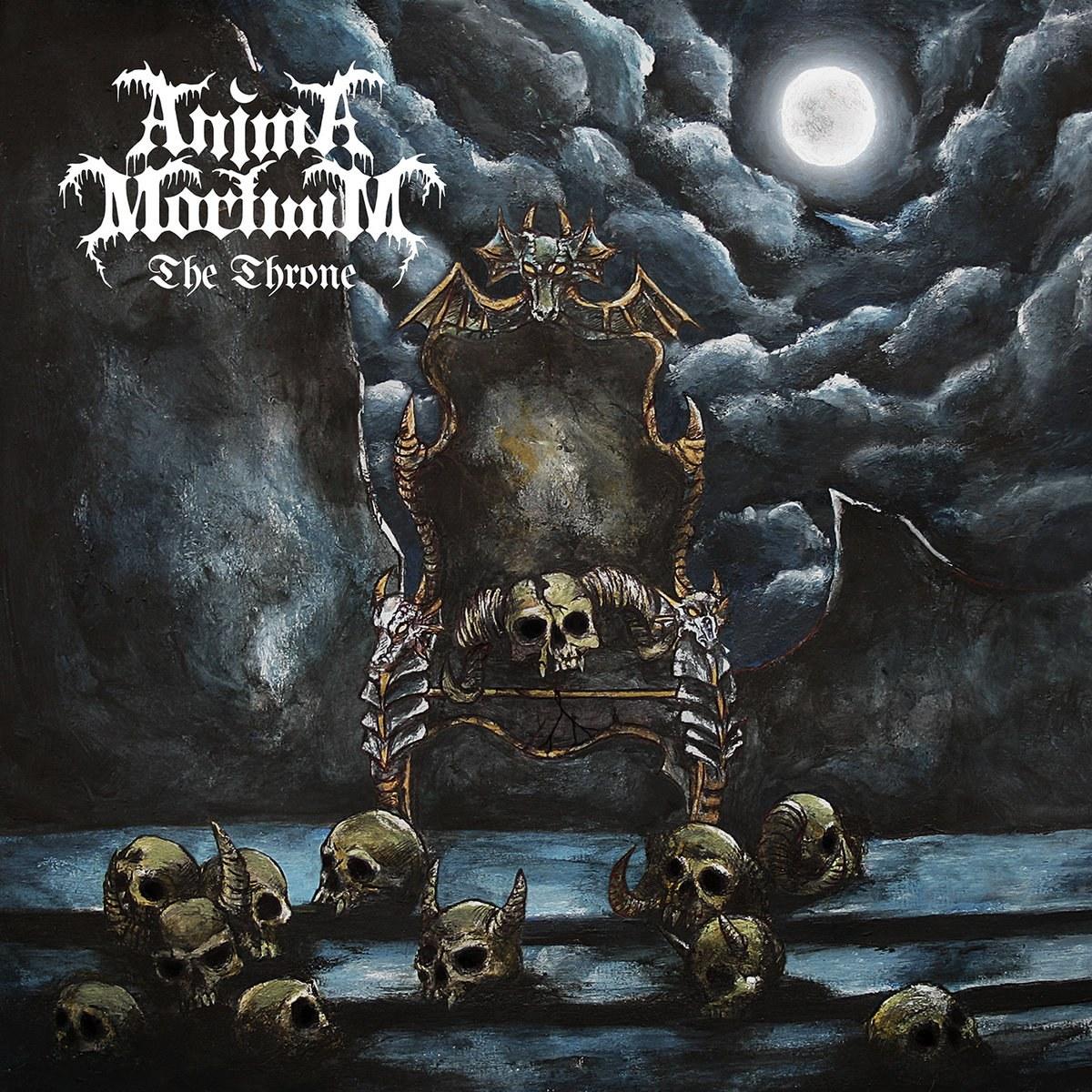 Reviews for Anima Mortuum - The Throne