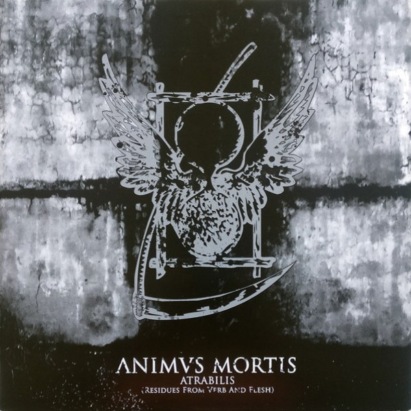 Review for Animus Mortis - Atrabilis (Residues from Verb & Flesh)