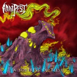 Reviews for Anna Pest - A Fortress of Flesh