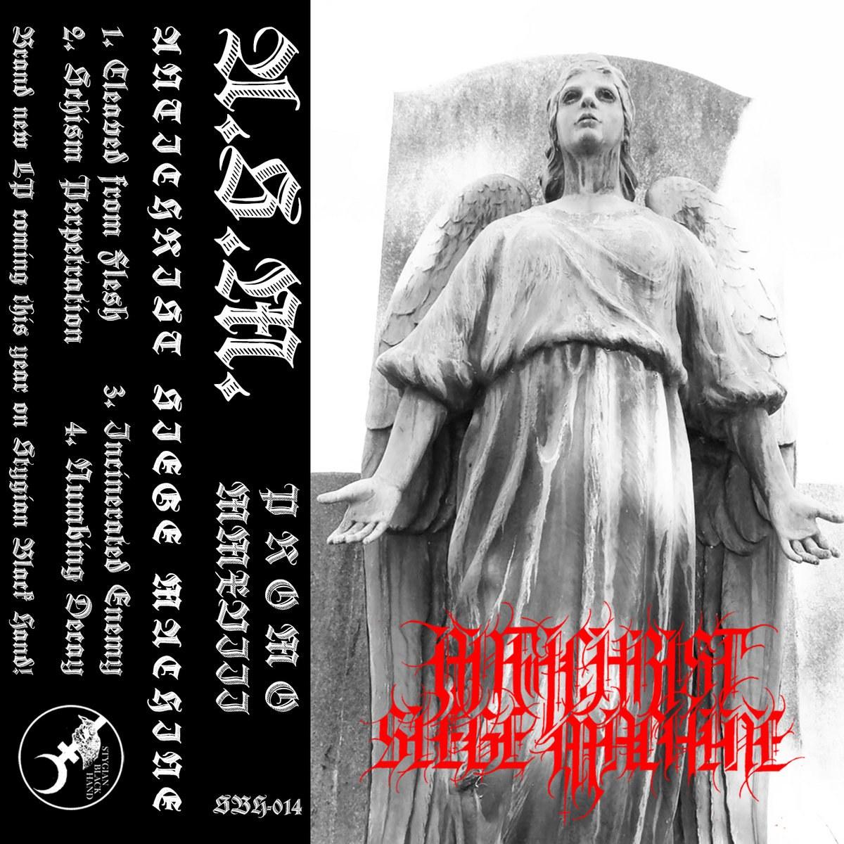 Review for Antichrist Siege Machine - Promo MMXVIII