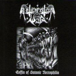 Review for Antichristian War - Coffin of Satanic Necrophilia