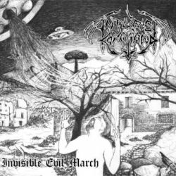 Review for Antikrist Kommand - Invisible Evil March
