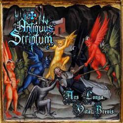 Reviews for Antiquus Scriptum - Ars Longa, Vita Brevis...