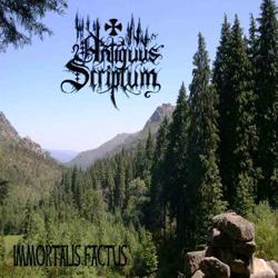 Reviews for Antiquus Scriptum - Immortalis Factus