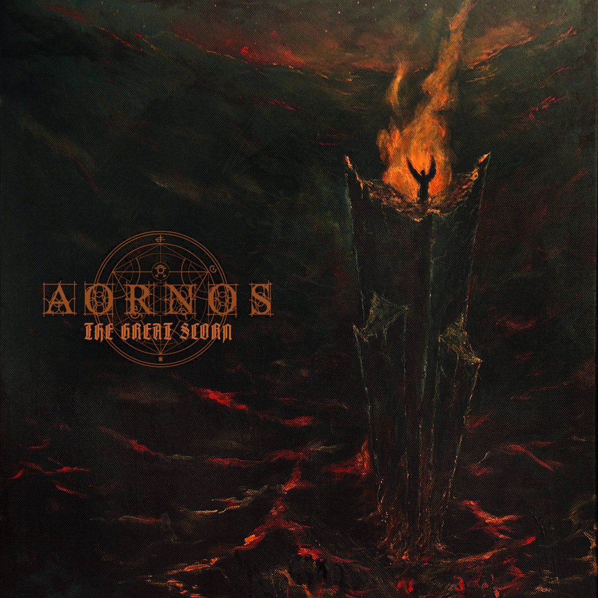 Review for Aornos - The Great Scorn