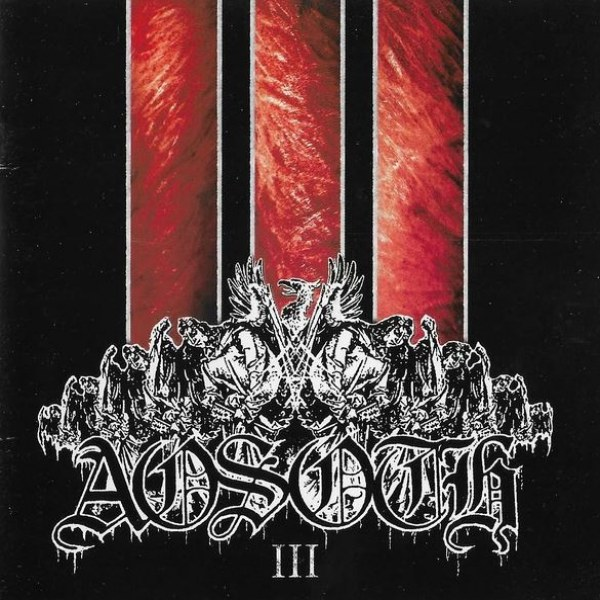 Review for Aosoth - III (Violence & Variation)