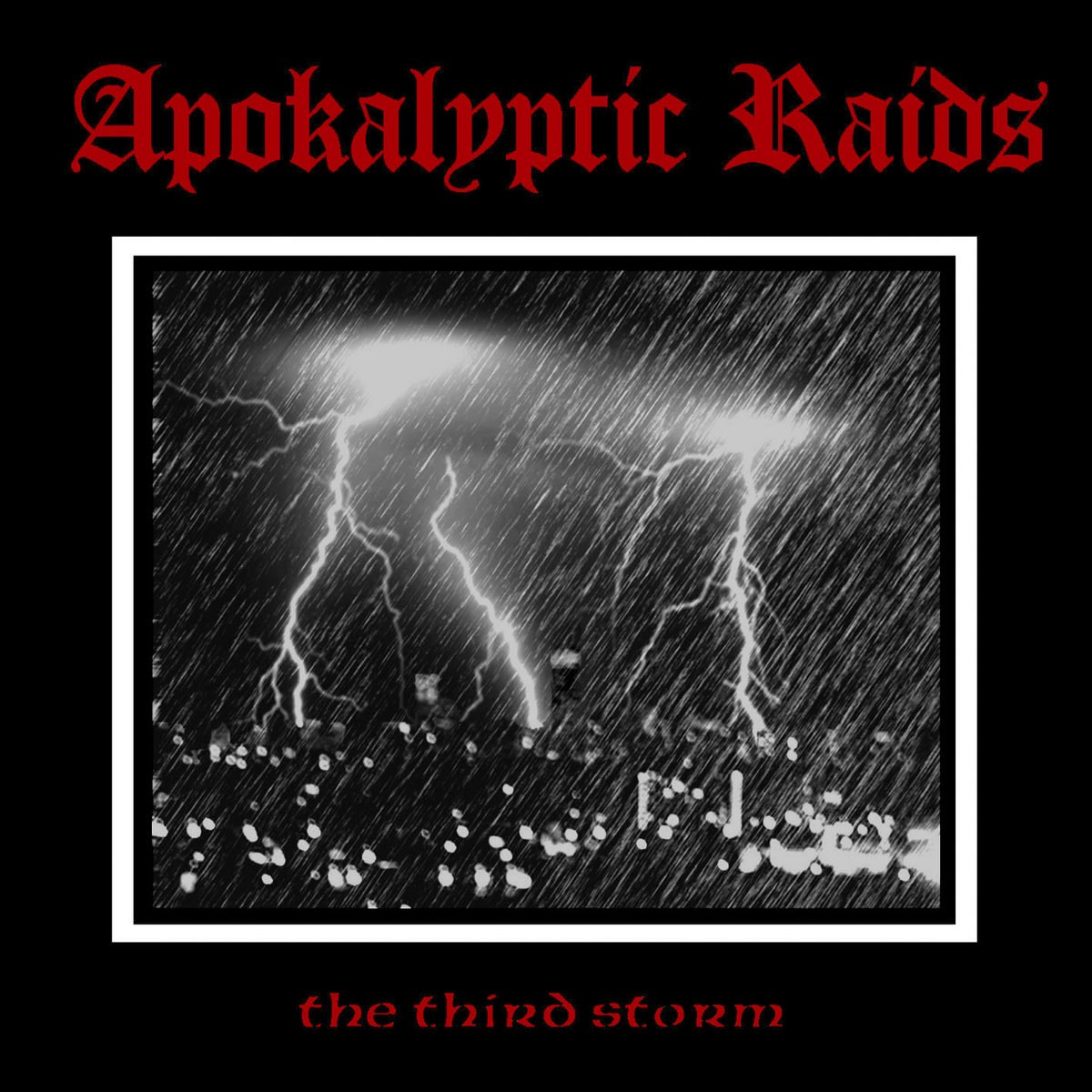 Reviews for Apokalyptic Raids - The Third Storm (World War III)