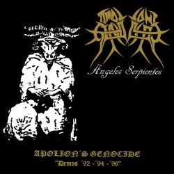 Review for Apolion's Genocide - Ángeles Serpientes (Demos '92 - '94 - '96)
