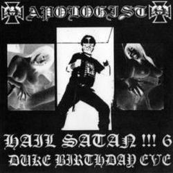 Reviews for Apologist - Hail Satan!!! 6